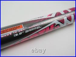 New 2019 Worth Wicked NYX XL 13.5 2PC USSSA 26oz Slowpitch Softball Bat WKNYXU