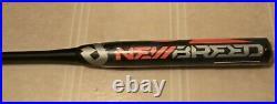 New DeMarini 2018 Newbreed GTS Slowpitch Softball Bat Mid Load 34/27oz NBU-18