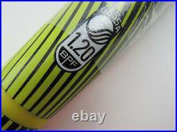 New Louisville Super Z 2017 USSSA Slowpitch Softball Bat 34in 27oz WTLCSZU17BN