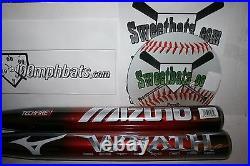 New Mizuno Wrath Extended 120 Softball Bat 34 27 NIW Non ASA Slowpitch Techfire