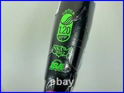 New! Worth Legit XL Reload Watermelon USSSA Slowpitch Softball Bat 25.5oz WWATML