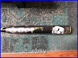 RARE DeMarini Fu dawg USSSA Slowpitch Softball Bat. 34 27 oz
