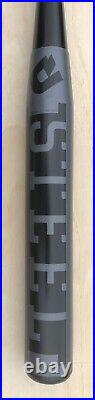 Rare 2013 Demarini C6 White Steel 34/26 Mil-spec-stl Slow Pitch Softball Bat