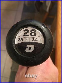 Rare Niw Demarini Rd28 Slowpitch Softball Bat Limited Edition Asa Hot! 34/28