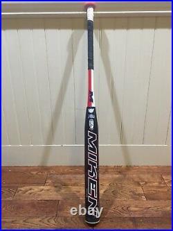 SWEET! 2017 Miken Freak Patriot 27oz Usssa Slowpitch Softball Bat