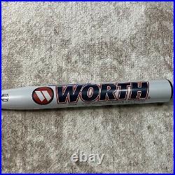 Worth Krecher Ryan Harvey Usa Asa 34/26 Slow Pitch Softball Bat