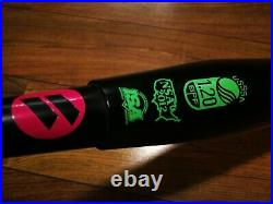 Worth Legit XL Reload slowpitch softball bat USSSA. Watermelon 25.5 oz 34