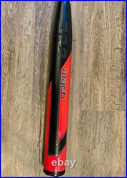 Worth Mach 1 Boss 302 slowpitch softball bat USSSA 34/28 balanced (New)