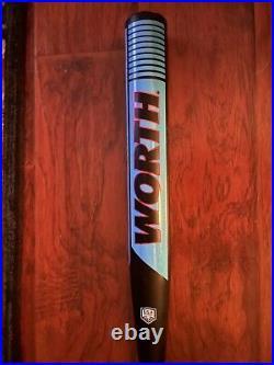 Worth Mach Boss 27 oz 34in USA/ASA Slowpitch bat Grandfathered Compression 220
