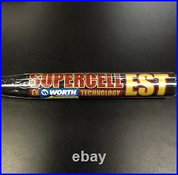 Worth Reissue Supercell EST USSSA Slowpitch Softball Bat 34/26oz NIW Retro Ed DS