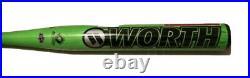 Worth Wicked XL 2019 Senior Slowpitch Softball Bat 34/27 WWICKD SSUSA